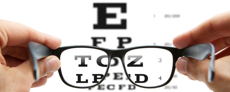 τα συχνότερα προβλήματα όρασης