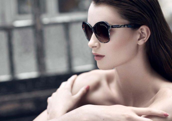 bb44a8ebb0 (Ελληνικά) Γυαλιά ηλίου Christian Lacroix – Αληθινή πολυτέλεια!