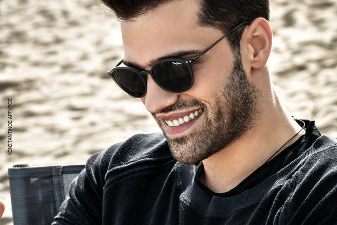 Pepe Jeans γυαλιά ηλίου με στυλ... Κωνσταντίνου Αργυρού! ae2f38196a8