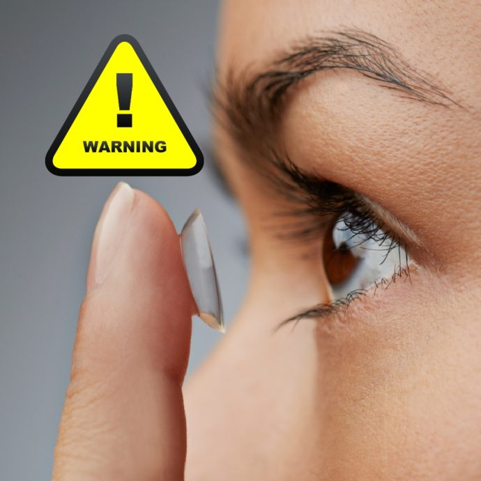 φακούς επαφής