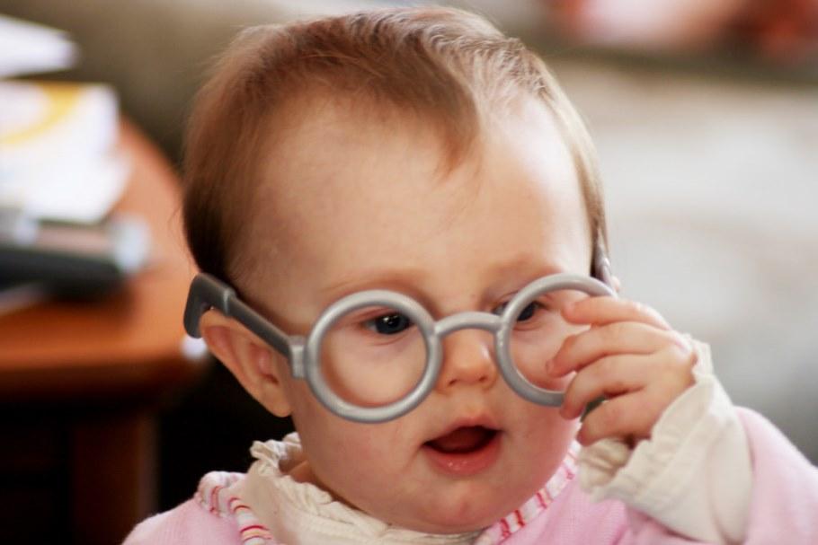 μάτια μωρού
