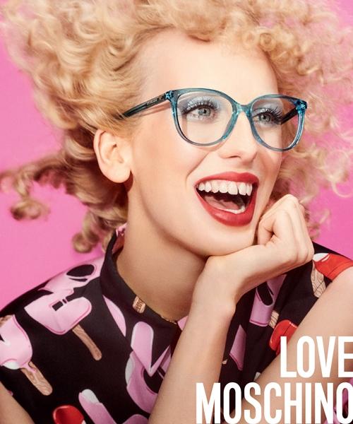 γυαλιά οράσεως moschino