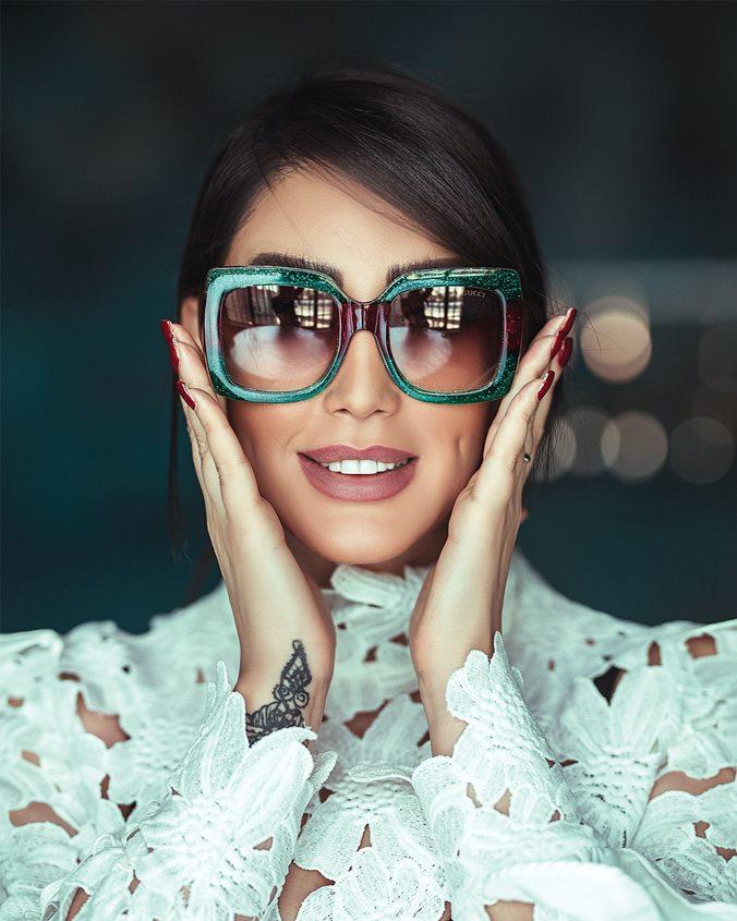 τάσεις στα γυαλιά ηλίου oversized