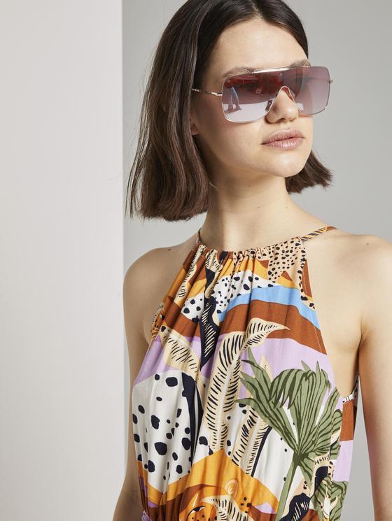 τάσεις στα γυαλιά ηλίου shield mask sunglasses